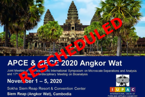 APCE&CECE, Angkor Wat, Cambodia - RESCHEDULED